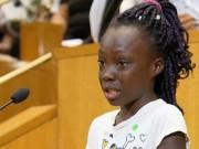 Tin tức - Bài phát biểu chống phân biệt chủng tộc của bé gái da màu gây chấn động nước Mỹ
