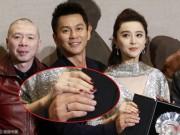 Làng sao - Phạm Băng Băng và Lý Thần đeo nhẫn đôi: Chuyện kết hôn chỉ là sớm muộn!