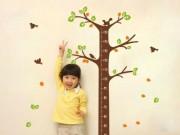 Tin tức sức khỏe - Chiều cao ở trẻ - mối quan tâm của mọi bà mẹ