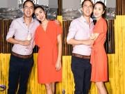 Làng sao - Sau 4 năm kết hôn, vợ chồng Hà Tăng vẫn luôn ôm nhau đầy tình cảm