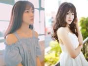 Làm đẹp - Hot girl 9x Sài thành có ngoại hình xinh