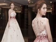 Làng sao - Ngọc Trinh lộng lẫy như công chúa tại Tuần lễ Điện ảnh Việt Nam ở Úc