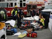 Tin tức - Tàu tốc độ cao đâm nhà ga ở Mỹ, 3 người chết, hơn 100 người bị thương
