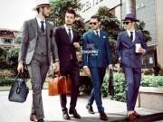 Tin tức thời trang - Sải bước thượng đẳng cùng Chương tailor trong BST thu đông 2016