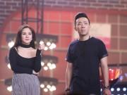 Làng sao - Vy Oanh giáp mặt Trấn Thành sau scandal vạch mặt ồn ào làng giải trí