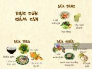 Bếp Eva - Thực đơn giảm cân trong 1 tuần: Ngày 6 - Tăng cường trao đổi chất