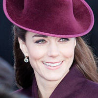 Cng nng Kate Middleton
