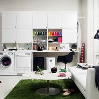 Thiết kế tiết kiệm không gian phù hợp căn phòng nhỏ (Ảnh minh họa)