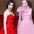 Thời trang - Hồ Quỳnh Hương vẫn vướng lỗi thời trang sến sẩm