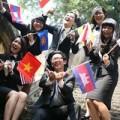 Tin tức - Bộ ảnh 'siêu quậy' của bạn trẻ Tàu thanh niên Đông Nam Á