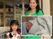 Làng sao - Thanh Thảo Hugo đã sinh con trai nặng 3kg