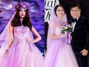 """Thời trang - NTK Anh Thư tố vợ chồng Gia Bảo """"đạo"""" váy cưới"""