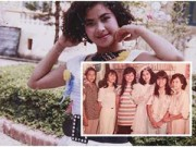 Làng sao - Lần đầu lộ ảnh Thanh Lam làm cô dâu năm 18 tuổi