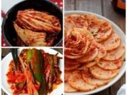 Bếp Eva - 3 món kim chi ngon cho mùa thu