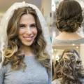 Làm đẹp - Biến tấu diệu kỳ với 3 kiểu tóc xoăn cô dâu đơn giản