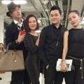 Làng sao - Quang Vinh, Lý Quý Khánh sang Singapore nghe nhạc