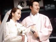 Làng sao - Hình ảnh ngọt ngào trong đám cưới Chae Rim