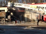 Tin tức - Nổ lớn tại Canada, 5 người bị thương