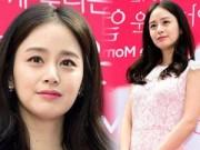 """Làng sao - Kim Tae Hee xinh đẹp tươi tắn sau tin """"dao kéo"""""""