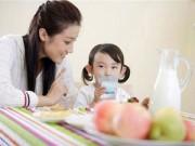 Làm mẹ - Thói quen sống lành mạnh mẹ cần dạy con