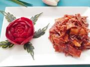 Bếp Eva - Cách nấu mực rim me ngon mê