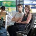 Tin trong nước - Khác biệt lối sống Á - Âu ở sân bay Nội Bài