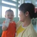 Tin tức - Bé 12 tháng tuổi ăn mãng cầu bị hạt bít đường thở