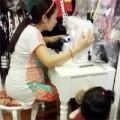Làng sao - Ốc Thanh Vân học làm thợ may