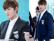 Làng sao - Sao Hàn trẻ đẹp miễn chê khi đóng học sinh