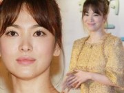 Hậu trường - Song Hye Kyo xinh tươi nhí nhảnh như gái 20
