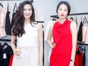 Thời trang - Thùy Dung giản dị cuốn hút bên cạnh Thanh Trúc