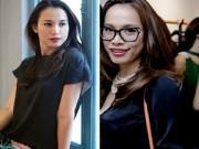 Làng sao sony - Hoa hậu Ngọc Khánh đẹp mặn mà ngày tái xuất