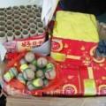Mua sắm - Giá cả - Thanh Hóa: Bắt giữ xe khách chở đầy pháo