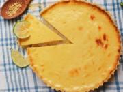 Bếp Eva - Cách làm bánh tart chanh xốp, mềm