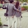 Giới trẻ Hàn Quốc sốt thời trang đôi
