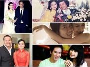 Làng sao - Cặp vợ chồng nào yêu nhau lâu nhất Vbiz?