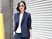 Thời trang - Thổi luồng sinh khí mới cho nữ công sở bằng 6 cách