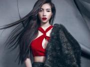 Thời trang - Elly Trần thon gọn, quyến rũ bất ngờ sau sinh