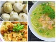 Thực đơn – Công thức - Bữa ăn ngon mê vì có vịt giả cầy