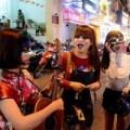 Tin tức - 'Ma quỷ' tràn ngập đường phố Sài Gòn đêm Halloween