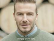 Hậu trường - David Beckham sẽ đến Việt Nam vào tháng 11