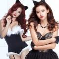 Thời trang Sao - Người đẹp Việt gây tò mò khi làm miêu nữ nóng bỏng