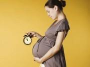 Mang thai 6-9 tháng - Biến chứng nguy hiểm khi mang thai và sinh nở