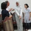 Y tế - Bệnh nhân nghi nhiễm Ebola dương tính sốt rét