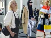 Thời trang - Sao Hollywood gợi ý thời trang ứng dụng cuối thu