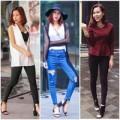 Thời trang Sao - Tuần qua: Lưu Hương Giang đẹp lạ trên phố