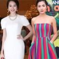 """Thời trang Sao - 3 kiểu váy tôn vòng eo khiến sao Việt """"sốt xình xịch"""""""