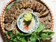 Bếp Eva - Khấu đuôi nhồi thịt chiên giòn nóng hổi
