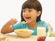 Làm mẹ - Những món ăn sáng tốt cho bé khiến mẹ bất ngờ