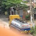 Pháp luật - Rút trộm xăng, dầu: Xăng bẩn đến người tiêu dùng